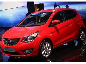 Opel Karl, es el nuevo Chevrolet Spark