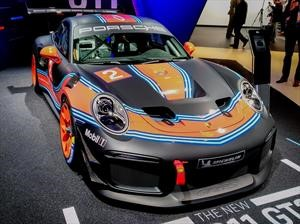 Porsche 911 GT2 RS Clubsport, listo para competir