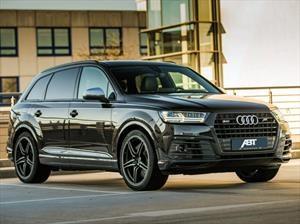 Audi SQ7 por ABT Sportsline confirma que es el SUV a diesel más poderoso