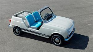 E-Plein Air, el clásico Renault 4 renace como auto 100% eléctrico