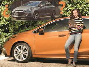 Chevrolet Cruze anuncia su renovación en Argentina