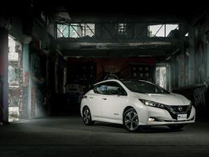 Nissan LEAF 2019: no por nada es el auto eléctrico más vendido del mundo