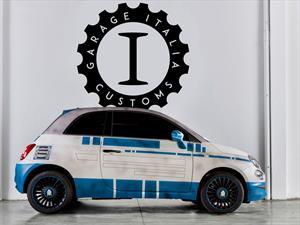 FIAT 500 R2-D2 y BB-8, siguiendo la Star Wars manía