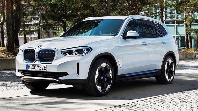 El nuevo BMW iX3 inciará su producción apenas pase el Coronavirus