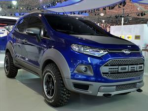 Ford juega con la EcoSport en San Pablo