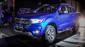 Ford Ranger 2020 se actualiza con más tecnología y seguridad