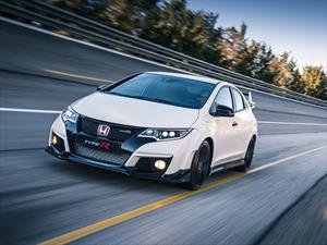 Honda Civic Type R, llegó el súper hatchback