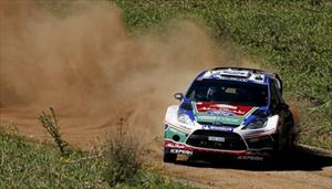 Ford sigue en Campeonato Mundial de Rally