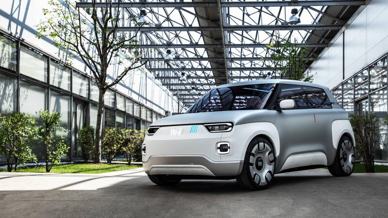 El FIAT Centoventi es elegido el mejor conceptual de 2019