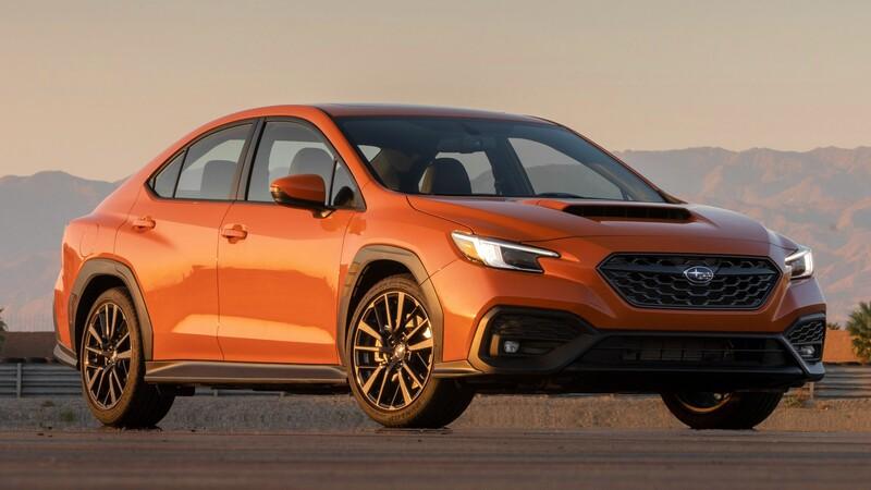 Este es el nuevo Subaru WRX