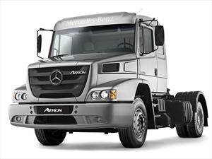 Mercedes-Benz producirá dos nuevos modelos de camiones y uno de minibus