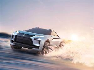 Sigue la moda: el Mitsubishi Lancer volverá como un SUV