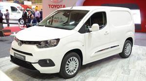 Comercial a la vista: nace el Toyota Proace City