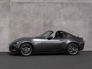 Mazda MX-5 Miata 2019 supera los 180 hp