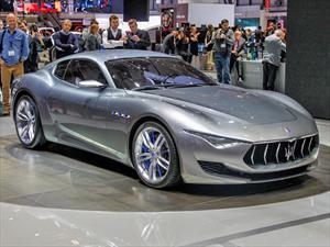 Maserati Alfieri: Elegido como el mejor auto concepto de 2014