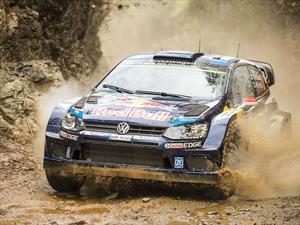 Volkswagen y Sébastien Ogier conquistan el Rally México por tercera vez