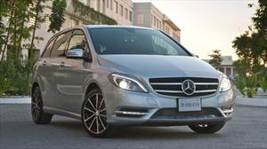 Mercedes-Benz Clase B 2012 llega a México desde $392,900 pesos