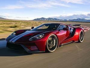 Ford GT continuará su fabricación por dos años más