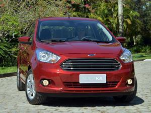 El nuevo Ford Ka se anticipa por Plan Óvalo