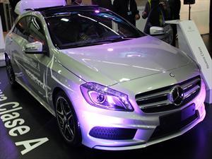 Mercedes-Benz Clase A 2013: Estreno en el Salón del Automóvil