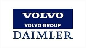 Alianza Daimler y Volvo para usar hidrógeno en vehículos eléctricos pesados