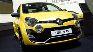 Renault Twingo y RenaultSposrt se presentan en Frankfurt 2011