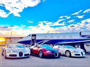 Floyd Mayweather nos presume su impresionante colección de autos