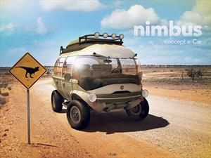Nimbus concept e-Car, una burbuja para el offroad