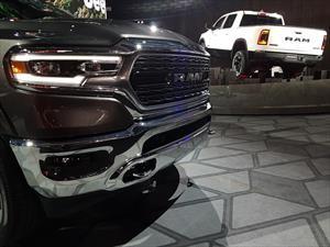 RAM 1500 2019 renovación y revolución