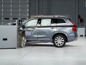 Volvo XC90 2016 obtiene el Top Safety Pick+ del IIHS