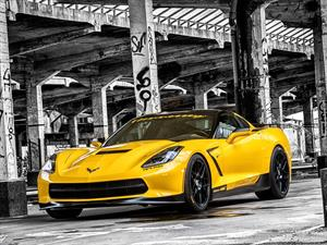 Chevrolet Corvette Stingray HPE700 Rüffer Performance tiene 708 hp