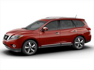 Nissan Pathfinder 2013 primeras imágenes del modelo de producción