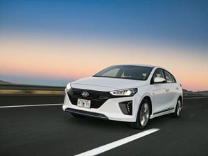 Hyundai Ioniq 2018 a prueba