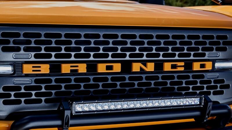 Ford Bronco Raptor aparecerá como año modelo 2023