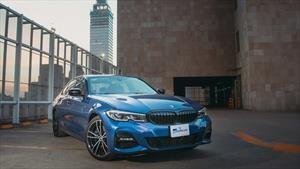Manejamos el BMW Serie 3 2019
