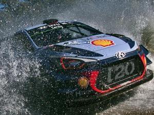 WRC 2017, Rally de la Argentina: victoria de Neuville y Hyundai