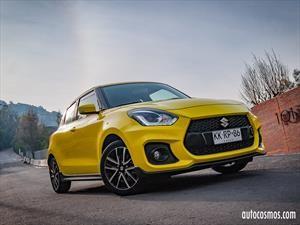 Test Drive: Suzuki Swift Sport 2019