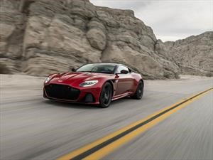 Aston Martin DBS Superleggera 2019, un elegante e imparable monstruo