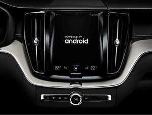 Volvo se une a Google para incluir Android en sus autos