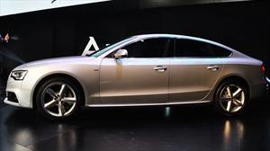 Audi A5 2012: Ya está en Chile