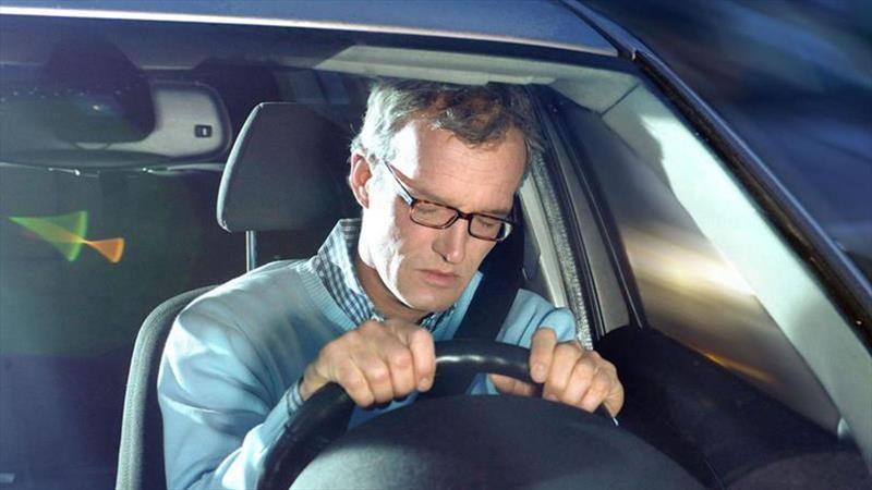 Así trabaja el detector de fatiga en los autos