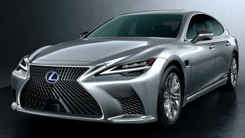 Nuevo Lexus LS: Más tecnológico y confortable