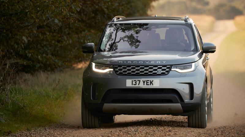 New Discovery: Land Rover actualiza en Chile su SUV familiar