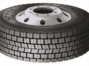 Dunlop presenta llanta de nueva generación para eje de tracción