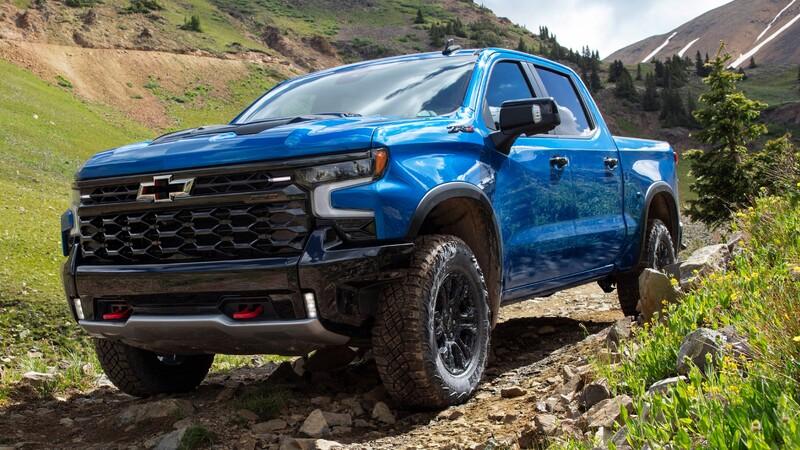 Chevrolet Silverado 2022, restyling general y nueva versión off-road