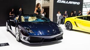 Lamborghini Gallardo LP 560-4 2013 debuta en el Salón de París