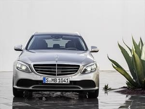 Mercedes-Benz Clase C 2019 recibe una ligera actualización
