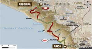 Dakar: Detalles de la Etapa 11