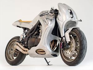 Metalbike Garage Triumph Speed Triple, metamorfosis