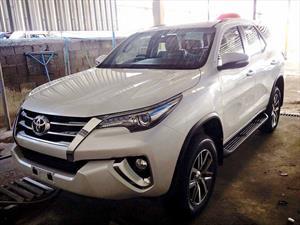 Así es la nueva Toyota SW4